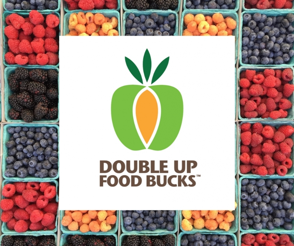 Double Up Food Bucks Gains Ongoing State Funding Support!